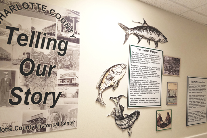 TELLING THE STORY OF CHARLOTTE HARBOR