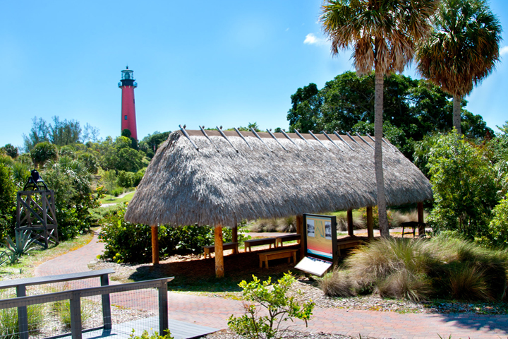THE LIGHTHOUSE, SEMINOLES, AND THE MUSEUM
